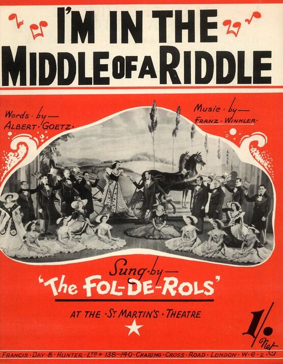 4 | I'm in the Middle of a Riddle: The Fol-de-Rols