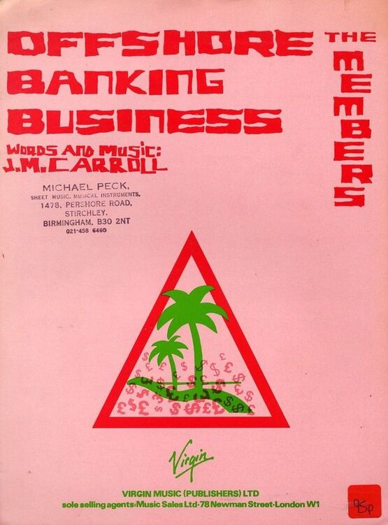 4 | Offshore Banking Business. The Members