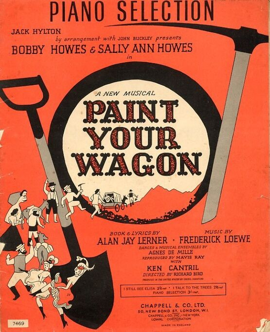 4 | Paint Your Wagon - Piano Selection