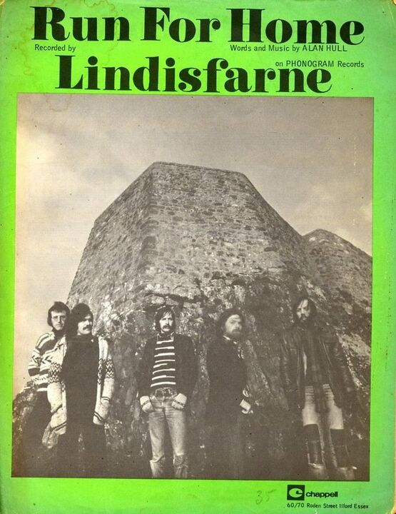 4 | Run for Home - Lindifarne