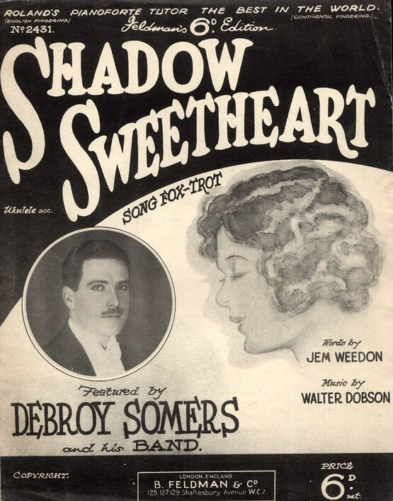 4 | Shadow Sweetheart: song fox trot,