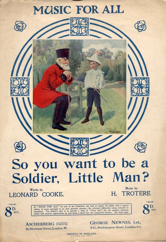 4 | So you want to be a Soldier Little Man
