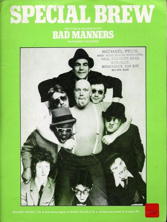 4 | Special Brew. Bad Manners