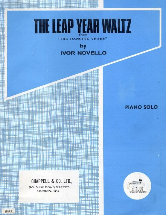 4 | The Leap Year Waltz, from