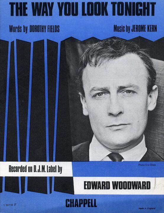 4 | The way you look Tonight - Featuring Edward Woodward