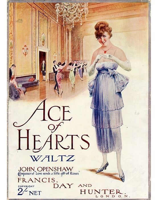 4614 | Ace of Hearts - Waltz