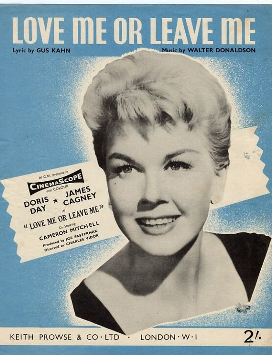 47 | Love Me or Leave Me - Song featuring Doris Day - from 'Love Me or Leave Me'
