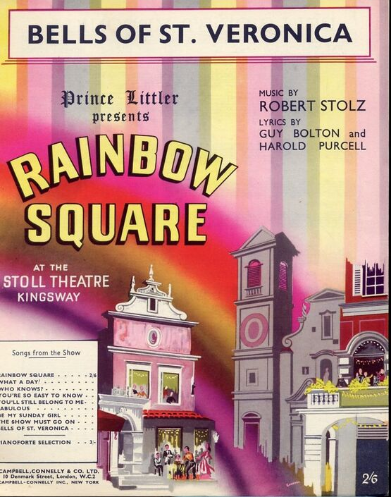 4856 | Bells of St. Veronica - Song from Rainbow Square