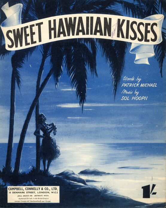 4856 | Sweet Hawaiian Kisses - Song