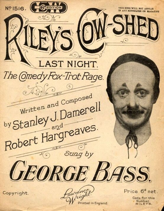 5262 | Rileys Cow Shed - George Bass
