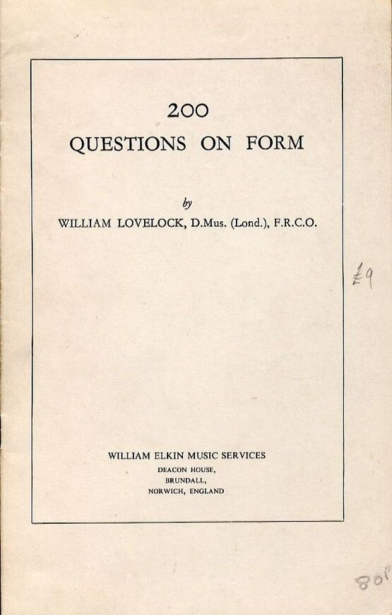 5437 | 200 Questions on Form
