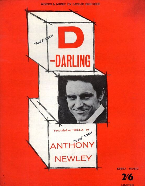 5745 | D-Darling - Recorded on Decca by Anthony Newley