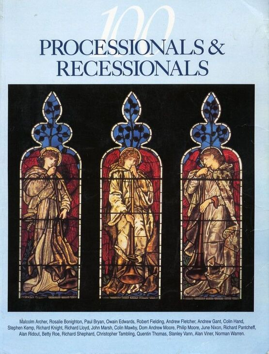 6894 | 100 Processionals and Recessionals - For Organ