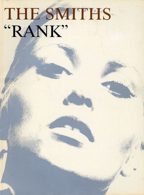 The Smiths - Rank - For Piano and Voice with Guitar Chord Symbols ...