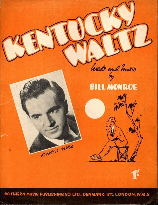 7299 | Kentucky Waltz - featuring Johnny Webb, The Five Smith Bros