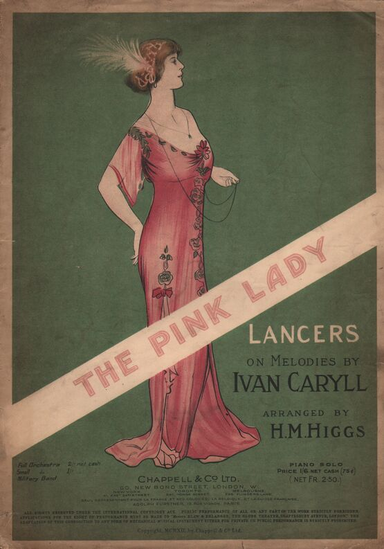 7765 | 'The Pink Lady' - Lancers