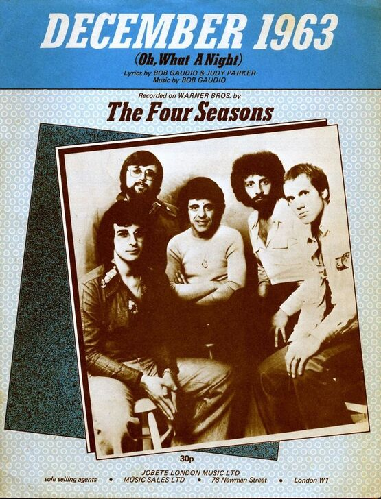7782 | December 1963 (Oh What a Night) - Featuring The Four Seasons