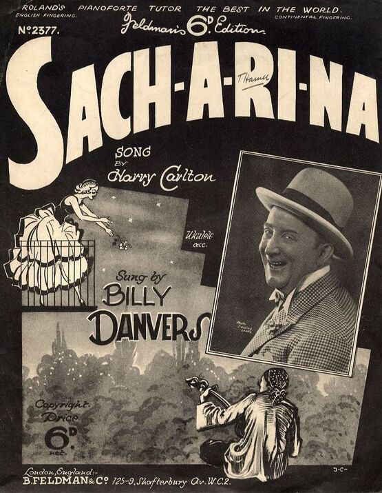 7791 | Sach a ri na - Featuring Billy Danvers
