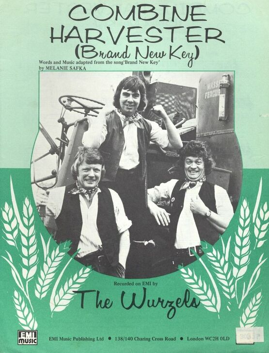 78 | Combine Harvester (Brand New Key)  - Featuring The Wurzels