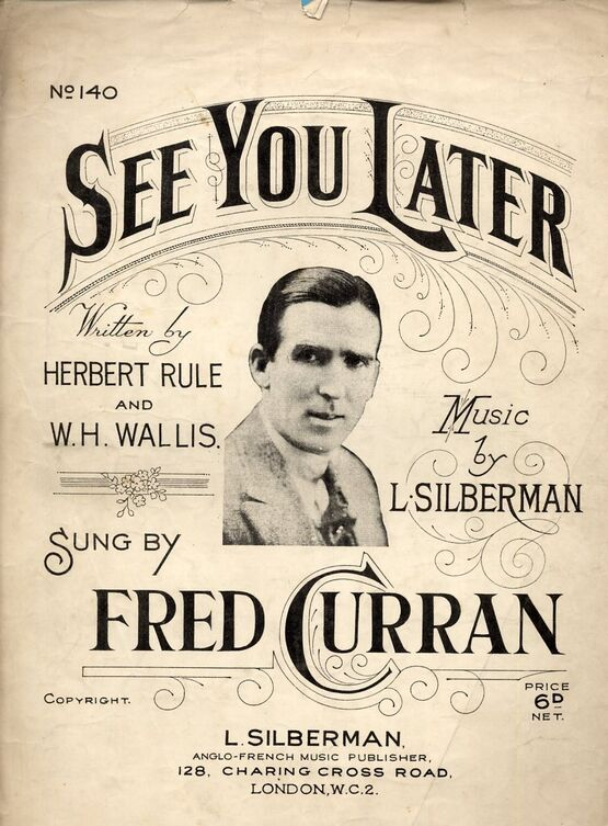 7802 | See You Later - Song - Featuring Fred Curran