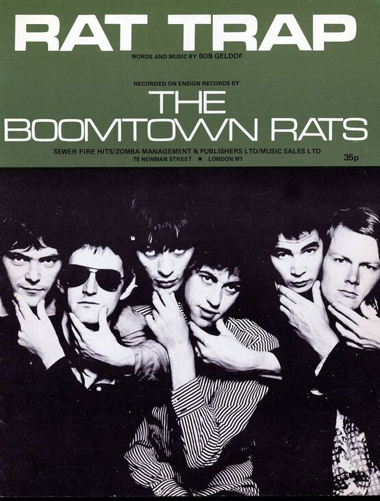 7849 | Rat Trap - The Boomtown Rats