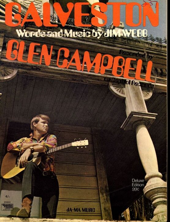 8455 | Galveston - Featuring Glen Campbell