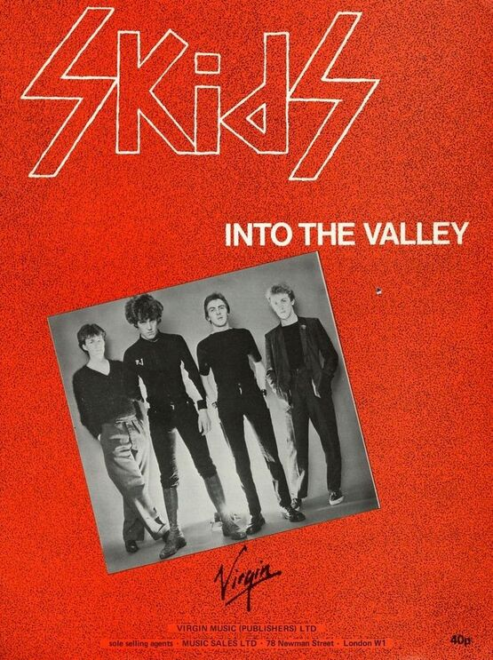 8517 | Into the Valley - Featuring Skids