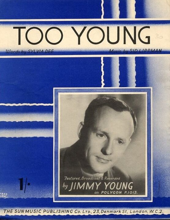 93 | Too Young  -  Featuring Jimmy Young