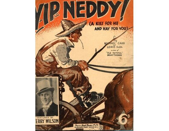 104 | Yip Neddy ( A kiss for me and Hay for you) - Featuring Terry Wilson