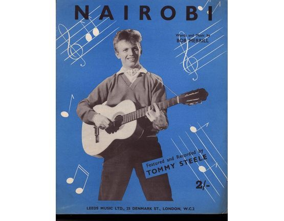 109 | Nairobi - Song Featuring Tommy Steele
