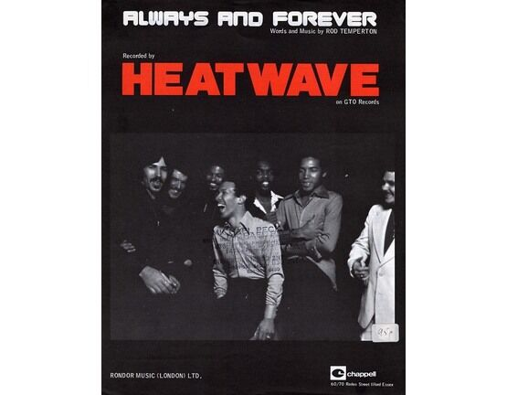 22 | Always And Forever - Heatwave