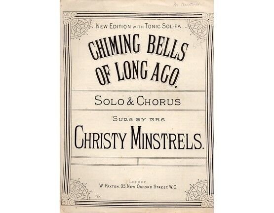 4 | Chiming Bells Of Long Ago.