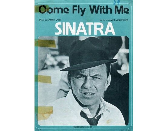 4 | Come Fly With Me: Frank Sinatra