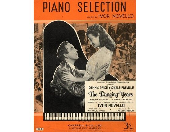 4 | Copy of The Dancing Years - Piano Selection