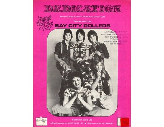 4 | Dedication: Bay City Rollers