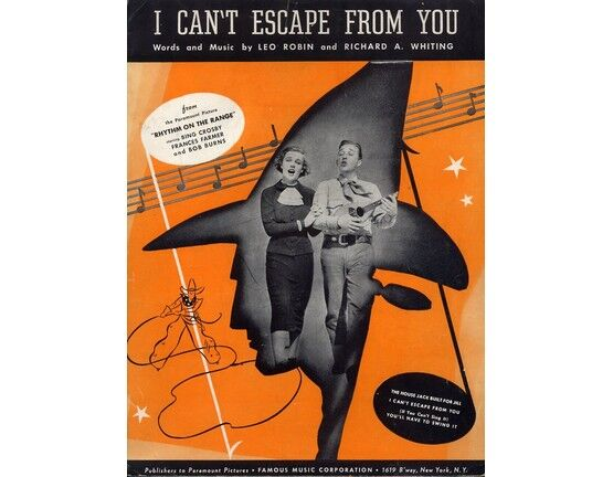 4 | I Can\'t Escape From You: Bing Crosby in "|555|432|?|18767a6080df8f658cbaa2712ea000e4|False|UNLIKELY|0.35641908645629883