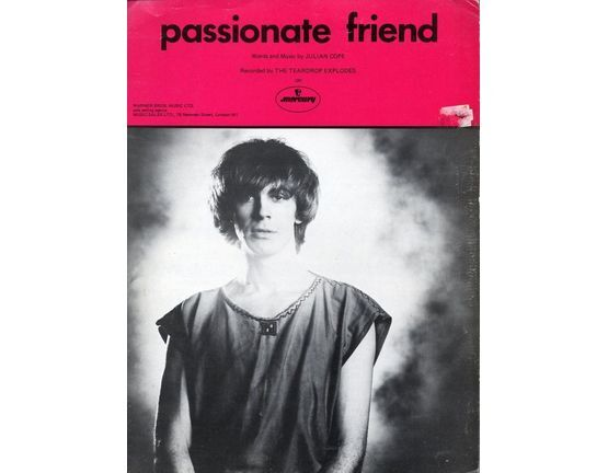 4 | Passionate Friend: The Teardrop Explodes