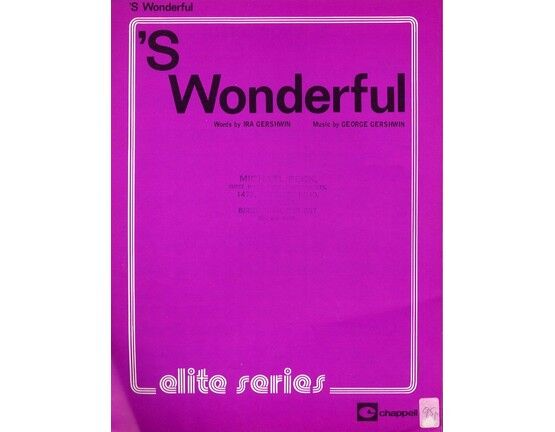 4 | S Wonderful - From \'Funny Face\'