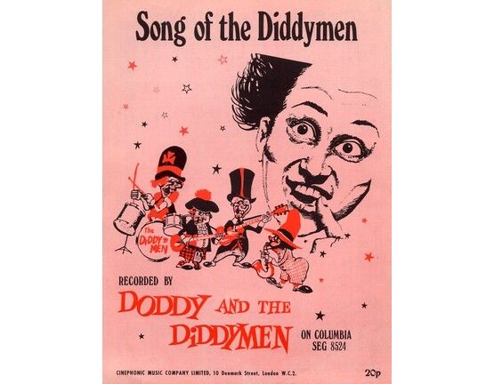 4 | Song of the Diddymen - Ken Dodd