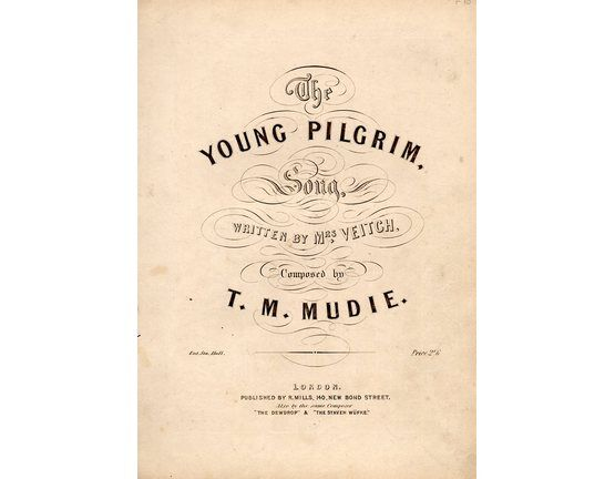 4 | The Young Pilgrim.