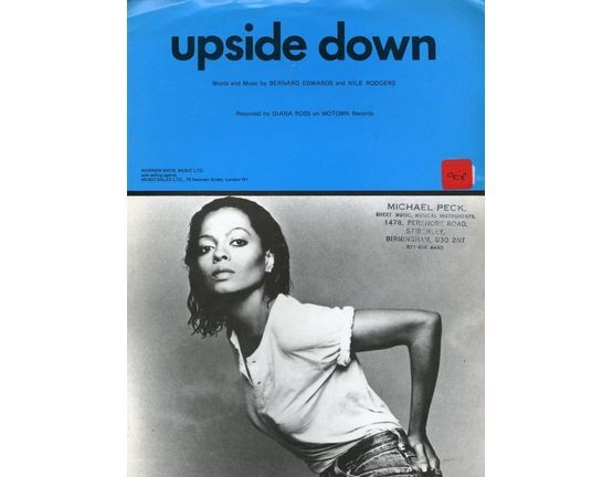 4 | Upside Down. featuring Diana Ross, picture