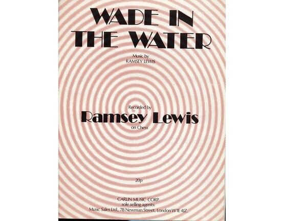 4 | Wade in the Water: Ramsey Lewis,