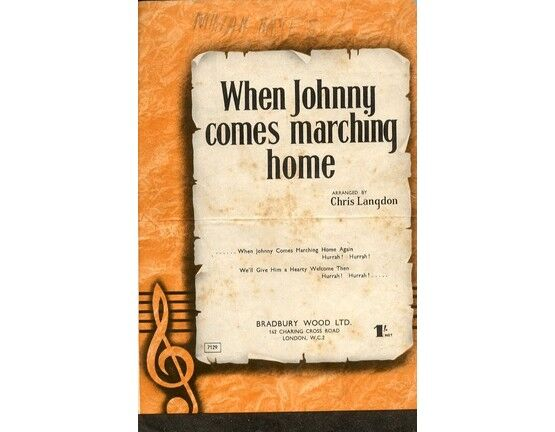 4 | When Johnny Comes Marching Home