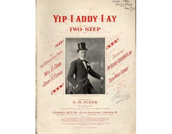 4 | Yip I Addy I Ay - Two Step Piano Solo Featuring George Grossmith Jnr.