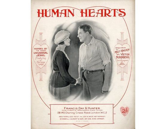 4614 | Human Hearts - Song from The Film "|555|432|?|34620af809a6e13e46cf856ec00e7f3e|False|UNLIKELY|0.3031466603279114