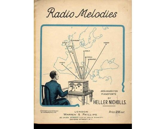 4841 | Radio Melodies - Arranged for Pianoforte
