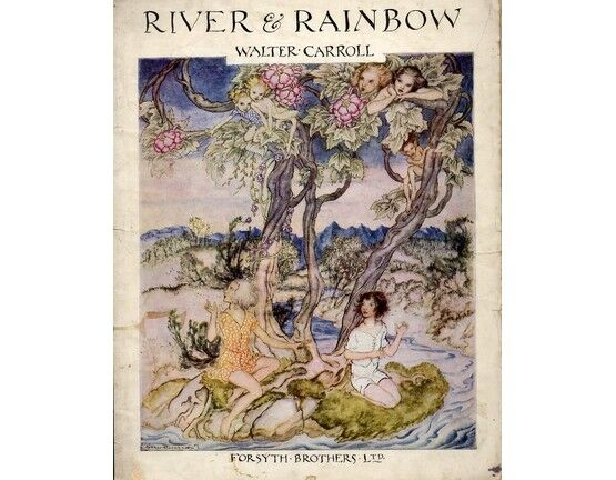 5195 | Carroll - River and Rainbow. Miniatures - Piano solo