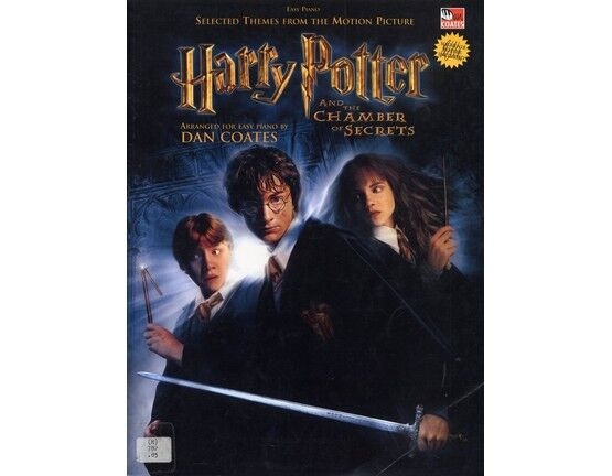 5892 | Harry Potter - Selected Themes from the Motion Picture - Chamber of secrets - Including Photos