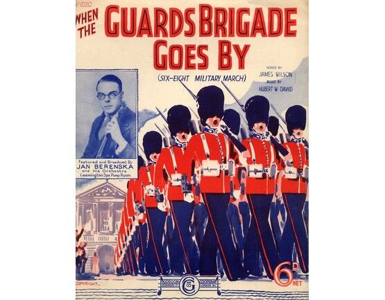 5931 | When The Guards Brigade Goes By - Six Eight Military March