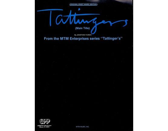 6229 | Tattinger\'s (Main Title) - From the series "|555|432|?|54b15fb1632449a3044de1d9f6ccb204|False|UNLIKELY|0.37816840410232544